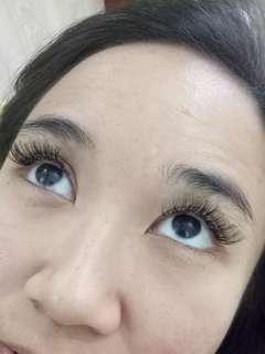 KURSUS BASIC EYELASH EXTENSION