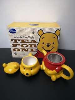 Winnie_the_pooh 茶壺
