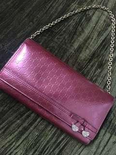 Gucci wallet handbag