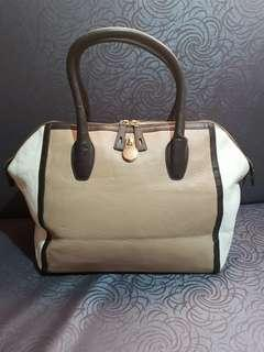 Authentic furla leather bag