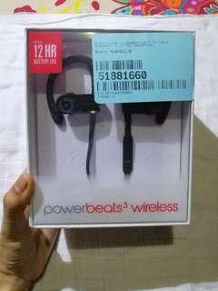 Power beats 3 wireless bluetooth headset