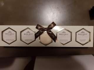 Mark and spencer royal jelly gift set