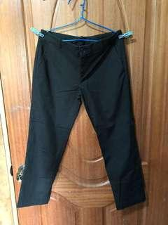 Uniqlo Pants - Black