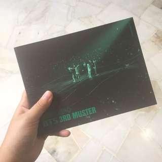 BTS 3rd Muster DVD Photobook