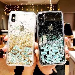 🥇CLEARANCE SALE!! 🥇Quick sand Iphone Casing