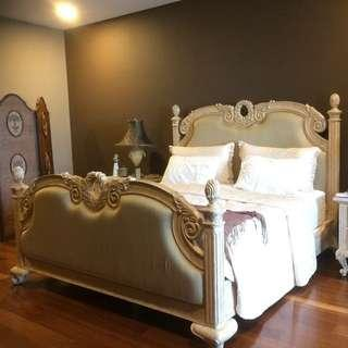 Super King Classic Bed Only