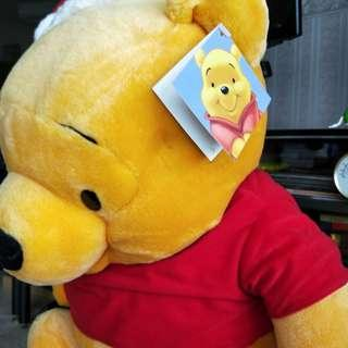 ♥ New Year Gift - NEW Big Winnie The Pooh Plush Toy with Music 🎶 Special Offer!!!
