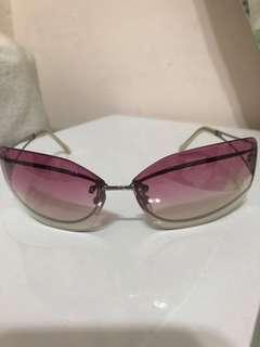 Salvatore Ferragamo 粉色漸層太陽眼鏡