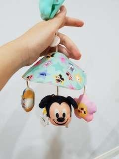 Mickey mouse cot mobile