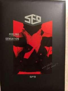 WTS SF9 FEELING SENSATION POSTCARD SET