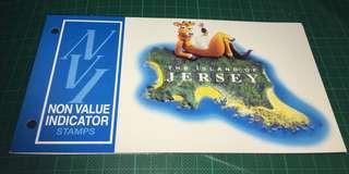1997 Jersey 套摺