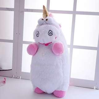 Despicable Me Fluffy Unicorn