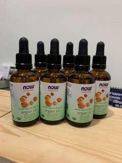 Now Organic Argan Oil 59ml