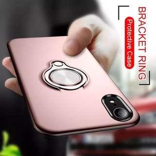 (PO) 360 iPhone cover Finger Ring Holder