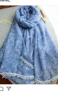 Pashmina/scarf import