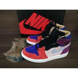 c12b4944fd8 Nike Air Jordan 1 Retro High Aleali May Court Luxe