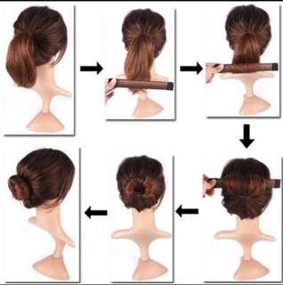 Hair Magic Bun maker tool