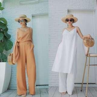 [PO] 2pcs Spag Side Slit Set