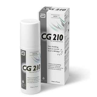 CG 210 Hair And Scalp Essence (Men) [Brand New]