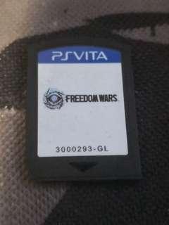 Ps Vita  Freedom wars