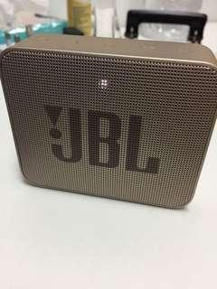 JBL Go 2 Wireless Bluetooth Speaker