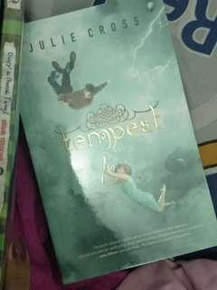 Tempest novel murah bagus