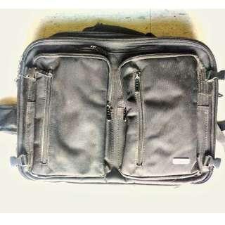 3-Way Crescendo Sling/ Backpack/ Briefcase Bag