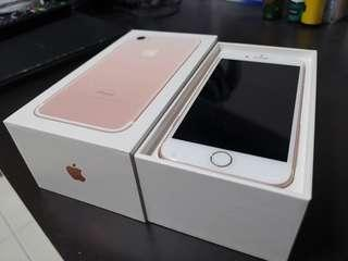Iphone 7 (used full set)
