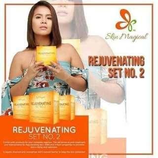 Skin Magical Rejuv #2 (Maintenance Set)