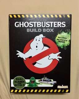 Ghostbusters build box