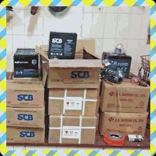 Battery bb 1600...scb 1200