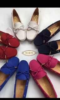 Tods pump shoes