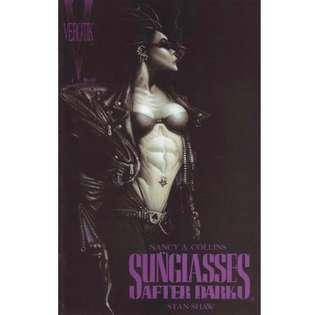 SUNGLASSES AFTER DARK #1 (1995) 1st Issue! Mature Readers