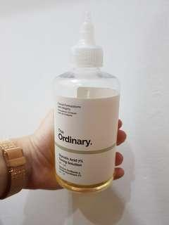 The Ordinary 7% Glycolic Acid Toning Solution