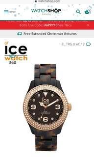Ice Watch with Swarovski Elements