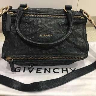 GIVENCHY Pandora Medium Pepe Leather Bag