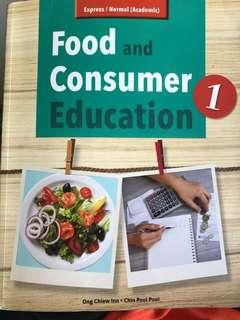 Sec 1 Food And Consumer Education