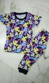 Pyjamas pony