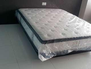 End Year sales ! King size mattress queen thick high quailty