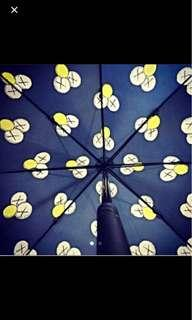 [LAST] KAWS BFF UMBRELLA KAWSBFF KANYE YEEZY NMD ULTRABOOST Companion Medicom Bearbrick 100 400 1000 Offwhite ASSC Vlone Chanel Gucci Versace Jordan CDG DSM 350