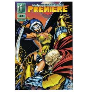 ULTRAVERSE PREMIERE #0 (MALIBU COMICS)