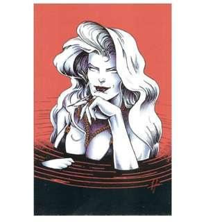 LADY DEATH : SWIMSUIT #1A (CHAOS COMICS)