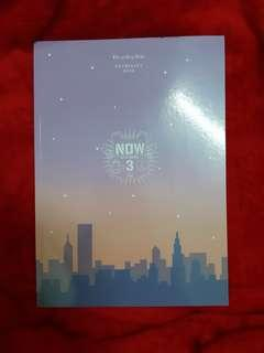 BTS NOW3 Neverland book ONLY