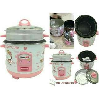 Rice cooker Hello kitty