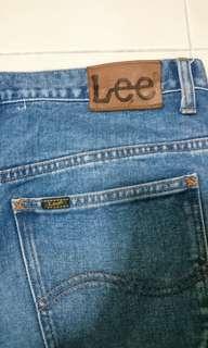 Lee jeans ori