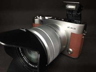 Fujifilm Fuji X-A3 Mirrorless Camera XC16-50mm F3.5-5.6 II Lens Kit