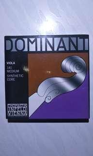 Dominant Viola 141 String Set
