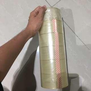 Cellophane / masking tape (6 rolls)