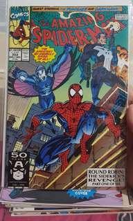 The Amazing Spider-man Round Robin part 1~6