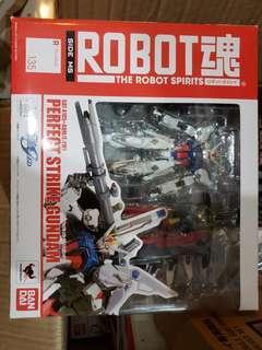 (H)高達gundam robot魂 完美突擊 perfect strike